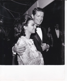 with Giovanna Ralli, 1967
