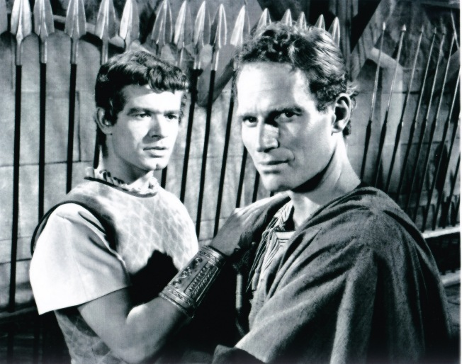 catholic single men in ben hur Ned, marc, joe and aimee review i can only imagine, about the mercyme hit single of the same name support us on patreon: .