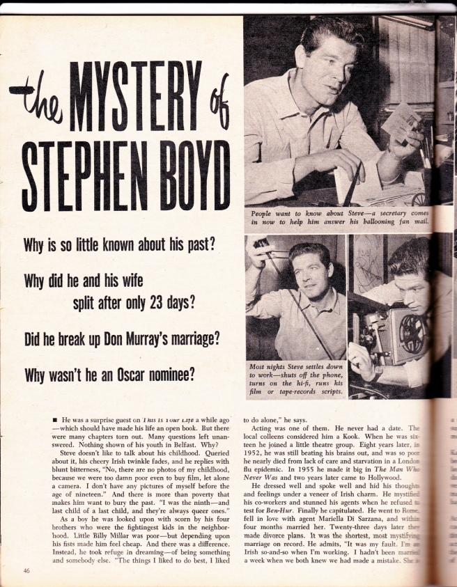 screen albumn aug oct 1960