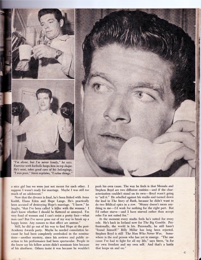 screenalbum aug  oct 1960