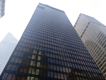 Seagram Building 2016