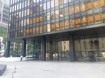 Seagram Entrance
