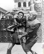 FALL OF THE ROMAN EMPIRE (US 1964) CHRISTOPHER PLUMMER, STEPHEN BOYD Date: 1964