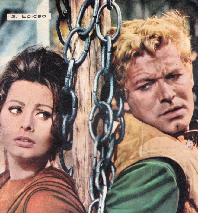 Queda Imperio Romano Portugese Mag 1964 (21)