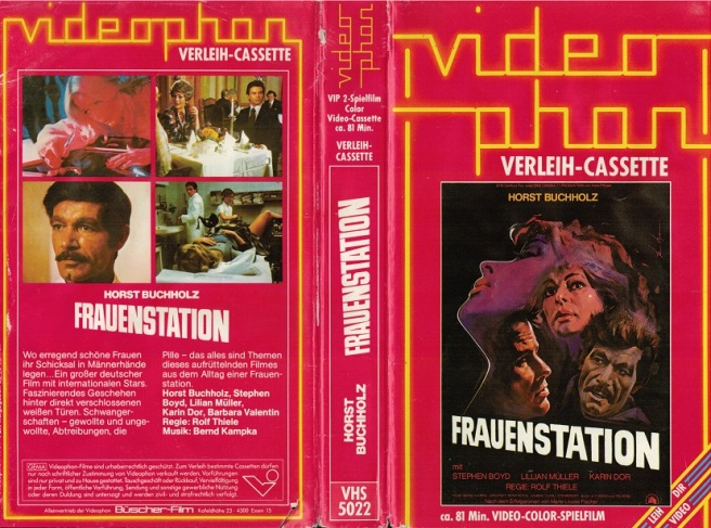Frauenstation-Videophon