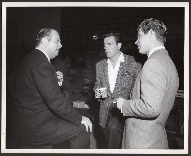 stephen jerry wald robert wagner