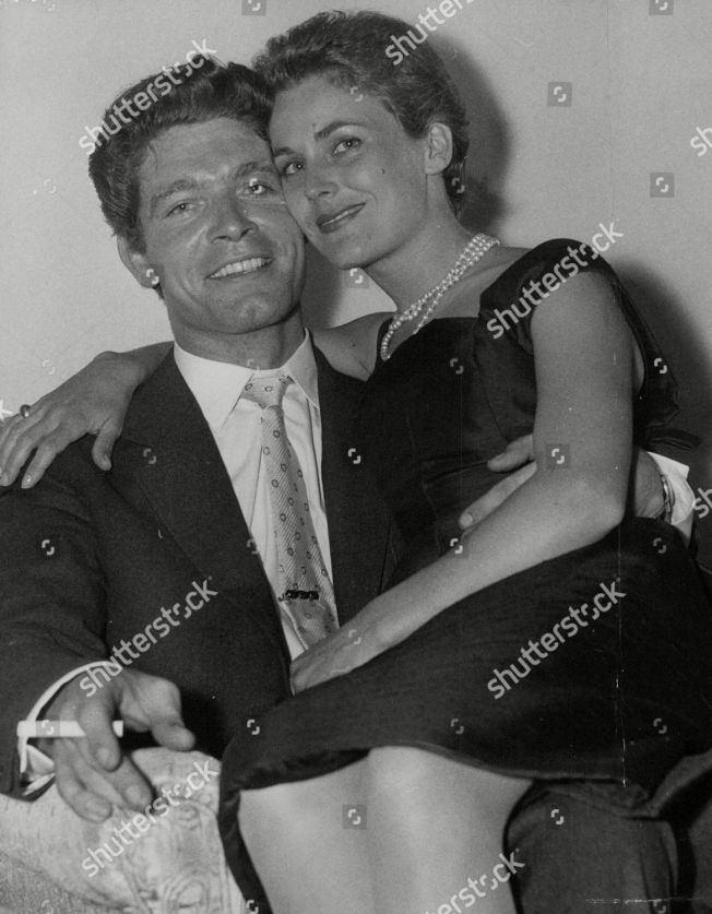 Mandatory Credit: Photo by ANL/Shutterstock (9044095a) Actor Stephen Boyd And Fiancee Mariella Di Sarzana (now Married) Box 723 408121627 A.jpg. Actor Stephen Boyd And Fiancee Mariella Di Sarzana (now Married) Box 723 408121627 A.jpg.