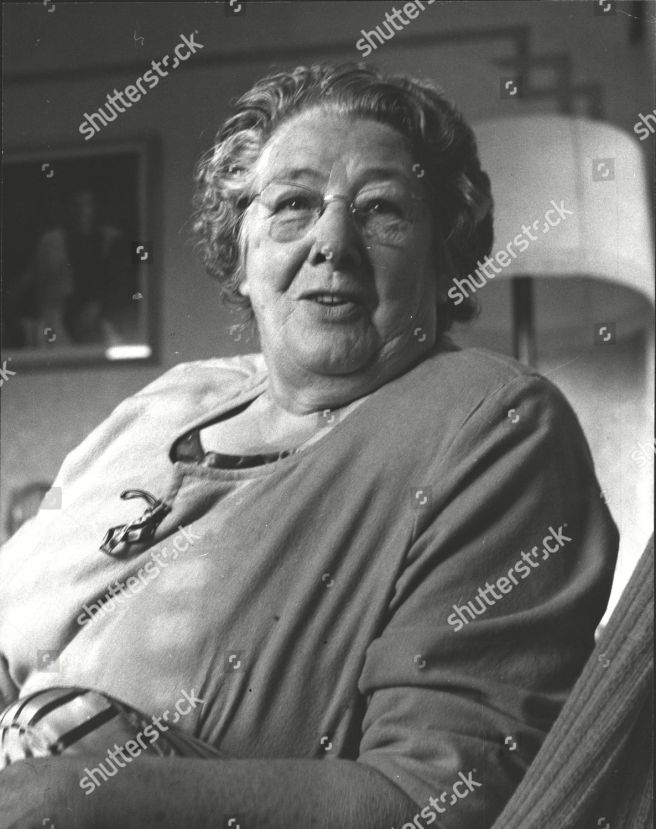 Mary Millar Mother Of Film Star Stephen Boyd. Box 0580 110615 00283a.jpg.